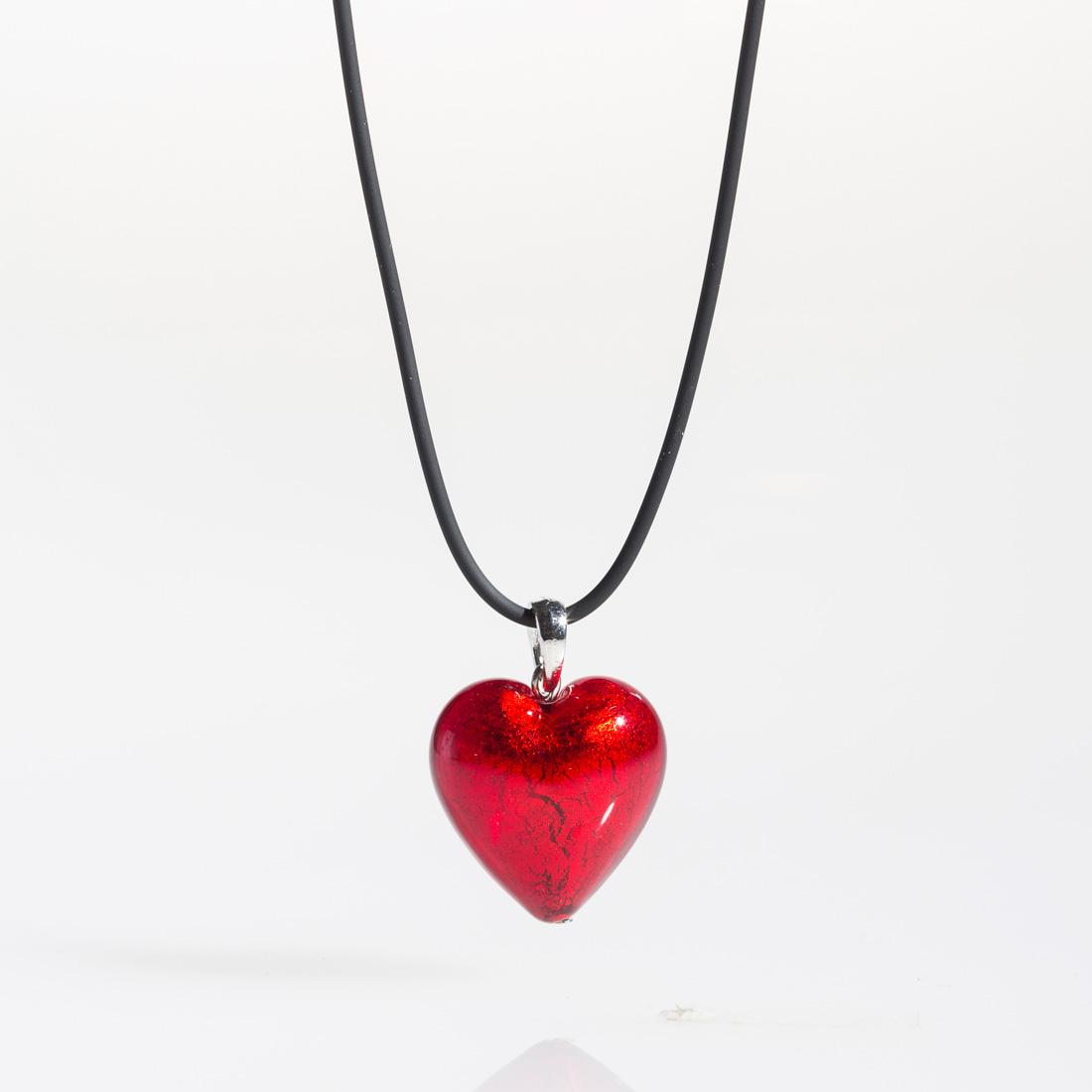 pendant my heart to blanche lily red key
